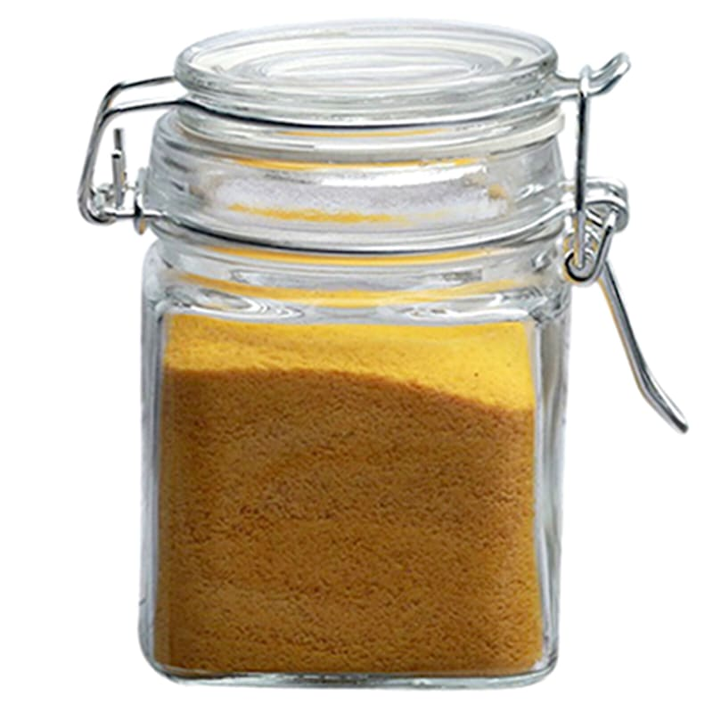 7.25oz Spice Jars Set Of 4