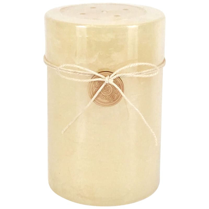 4X6 Unscented Pillar Ivory