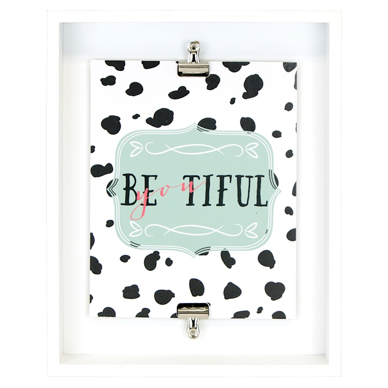 Be-You-Tiful Accent Clip Art- 14x11 in.