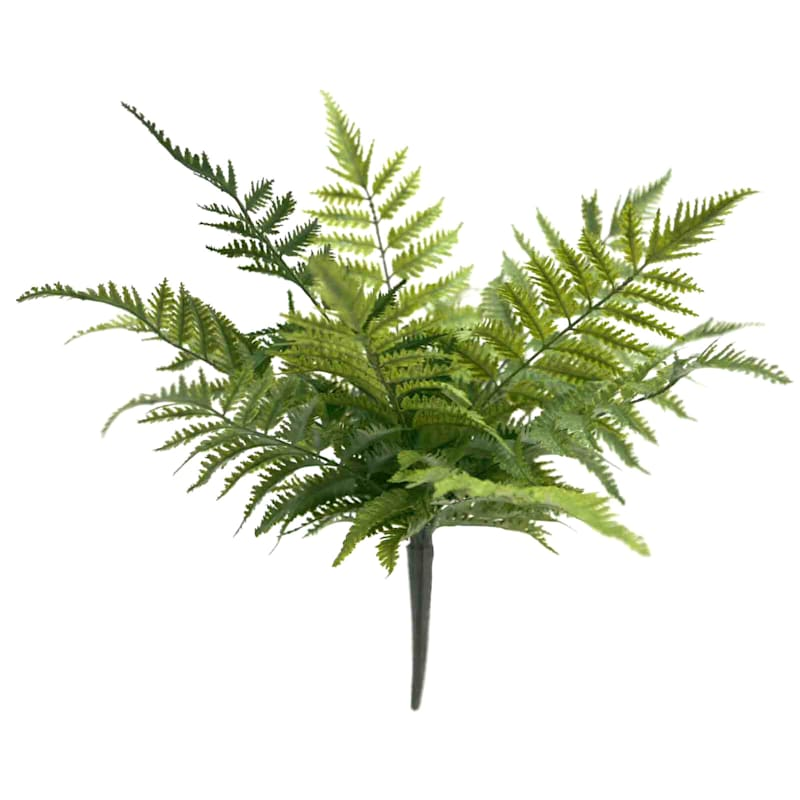 Green Faux Fern