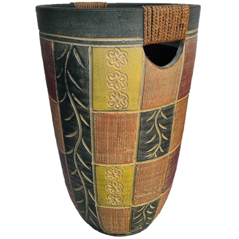 14 High Shape Pot with Handle