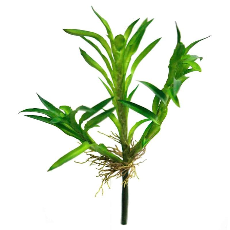 9in. Plastic Grass Pick