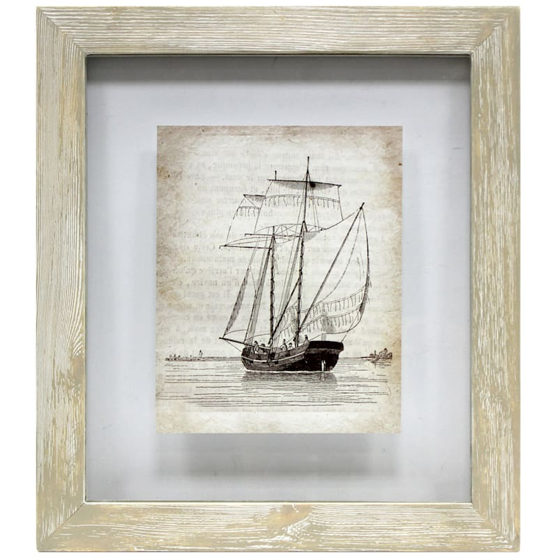 13In.X15In. Grey Float Frame