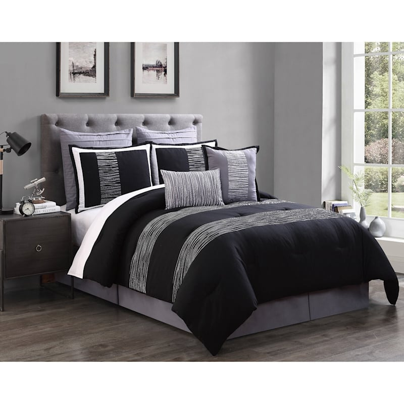 BALI RESORT 8PC KING COMFORTER SET