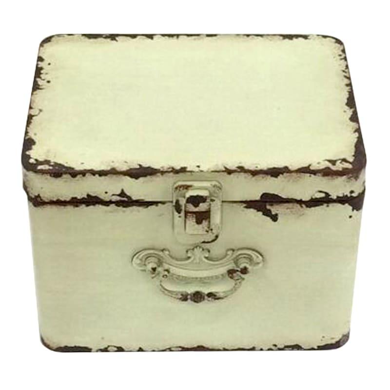 9X7 Iron Rectangle Box