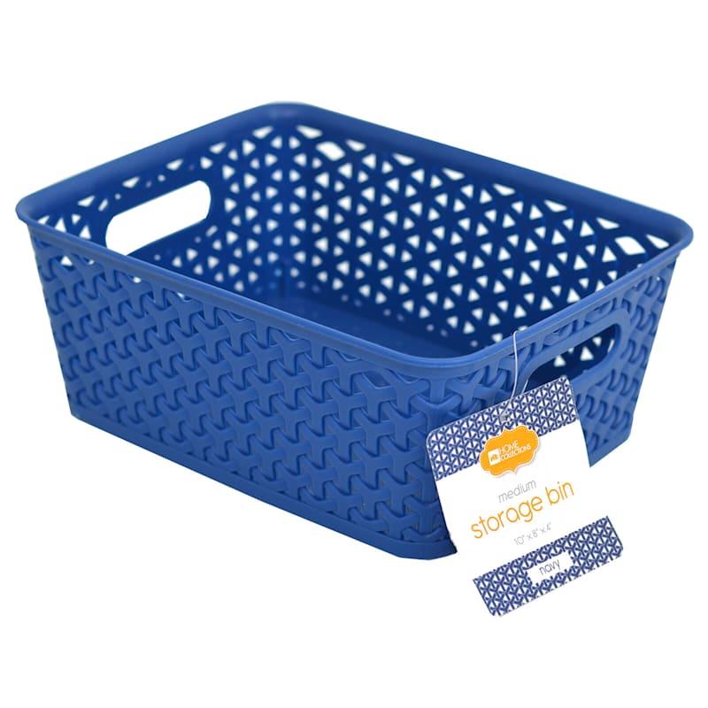 10X8 Basket Navy