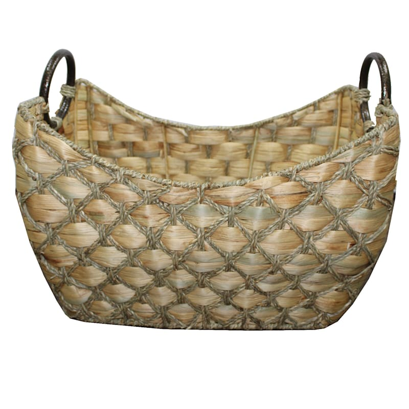 Water Hyacinth Boat Seagrass Dimond S