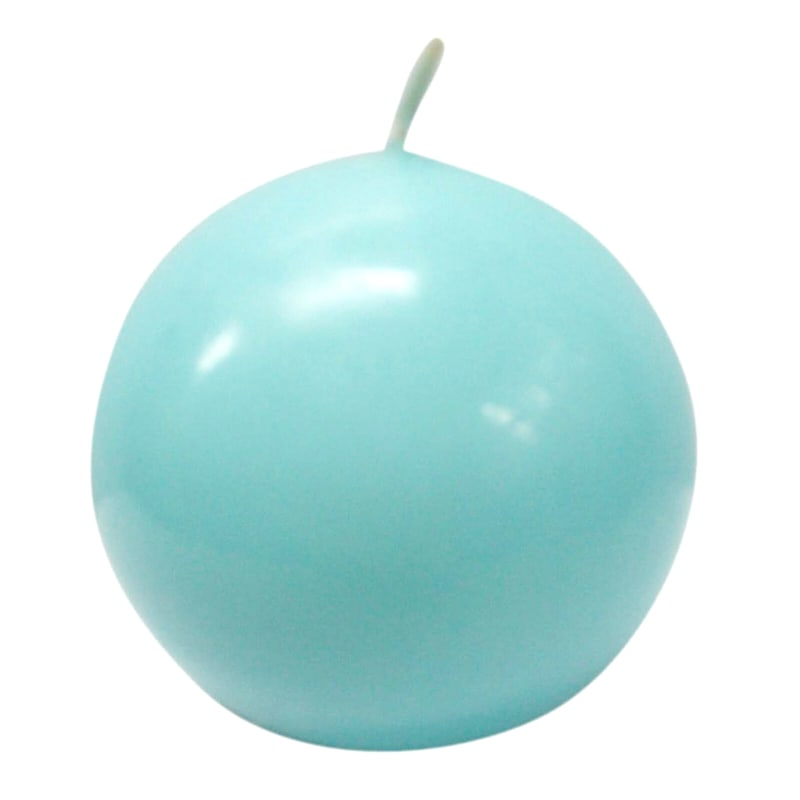 Aqua Sphere Overdip Candle-2.8 in.