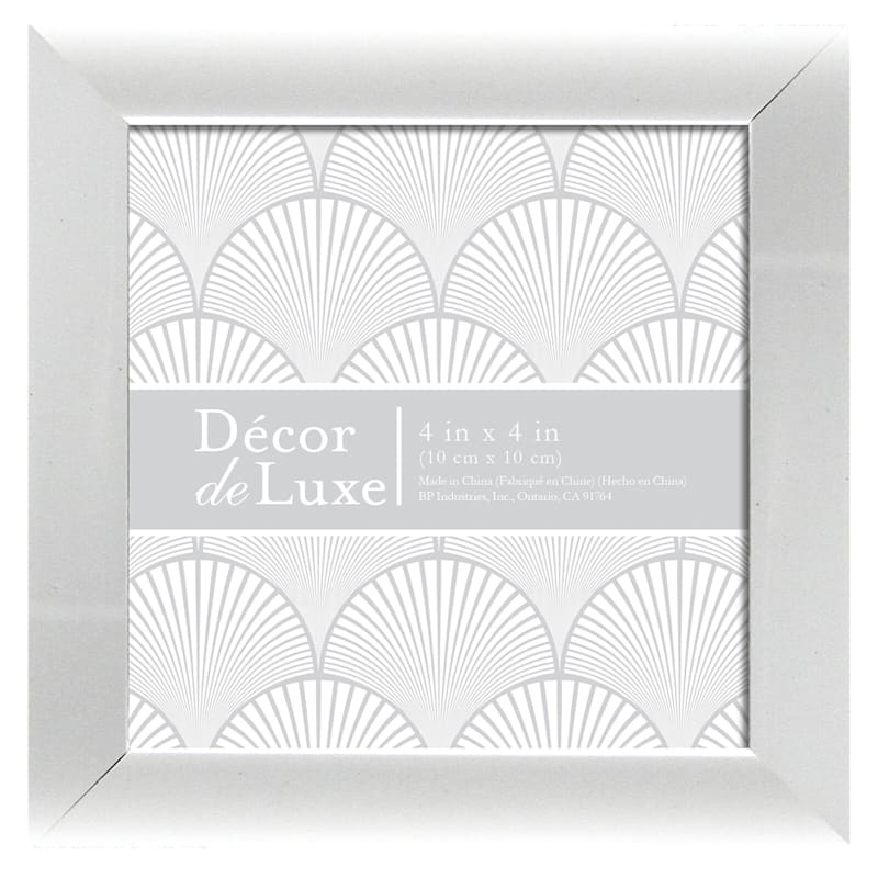 4X4 White Tabletop Frame