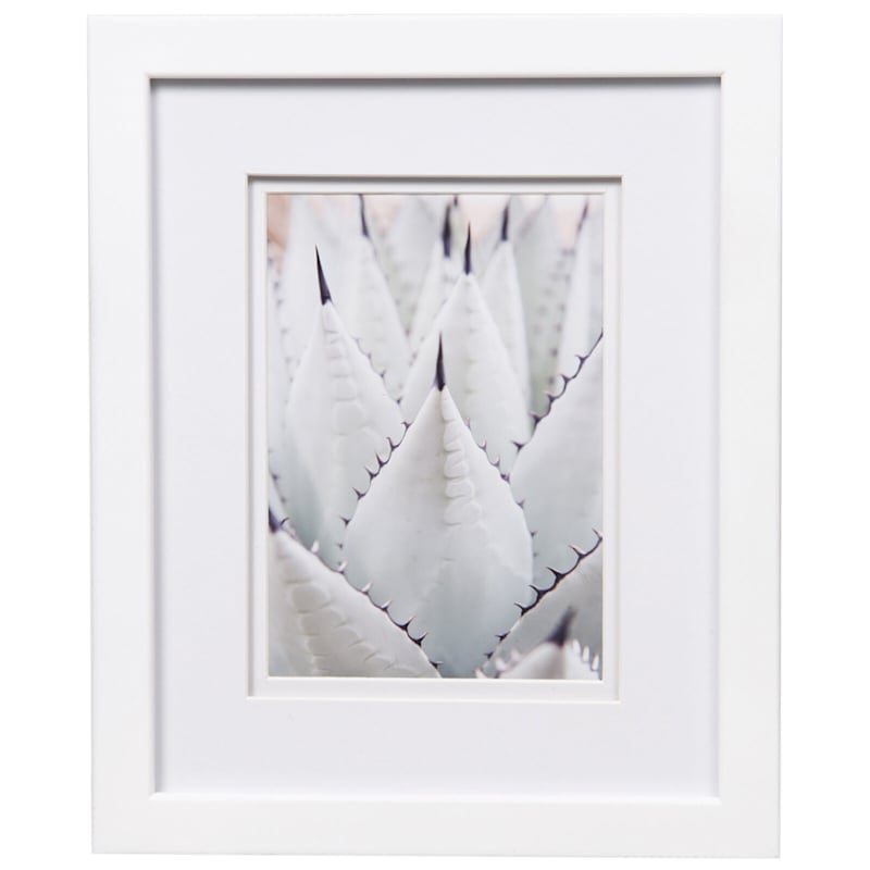 Pick And Mix 8X10 Matted To 5X7 Air Float Mat Linear Photo Frame