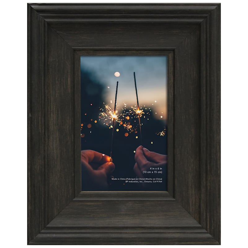 4X6 Dark Walnut Tabletop Frame