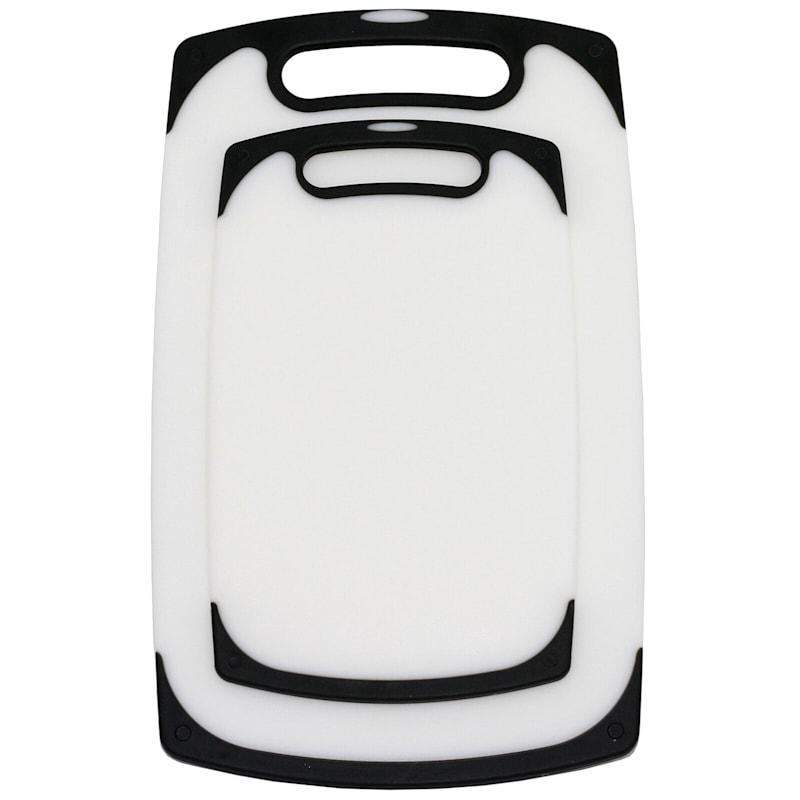 Silicone and Plastic Cutting Board
