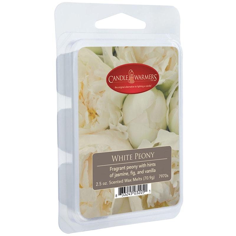 White Peony Wax Melt