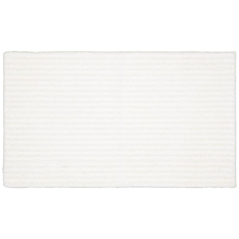 SHERIDAN BATH RUG 20X34 WHITE