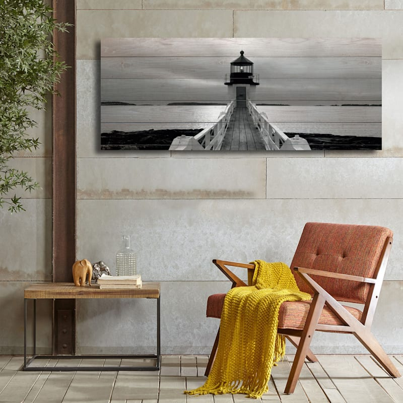 40X16 Marshall Point Canvas Art