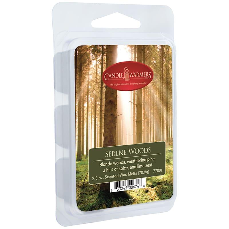 Serene Woods Wax Melt