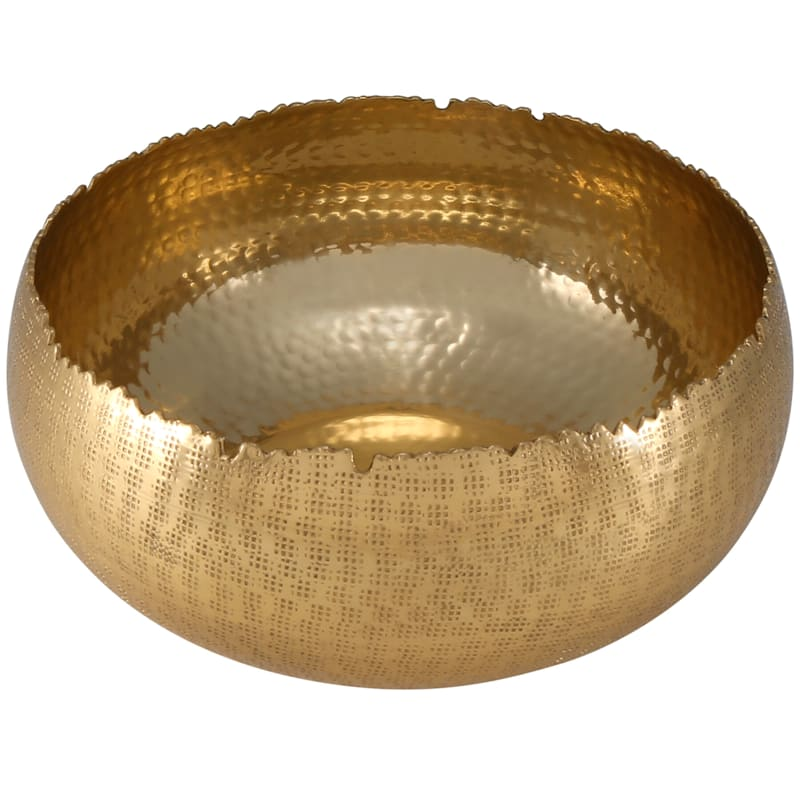 LG BOWL HAMM GOLD FINISH