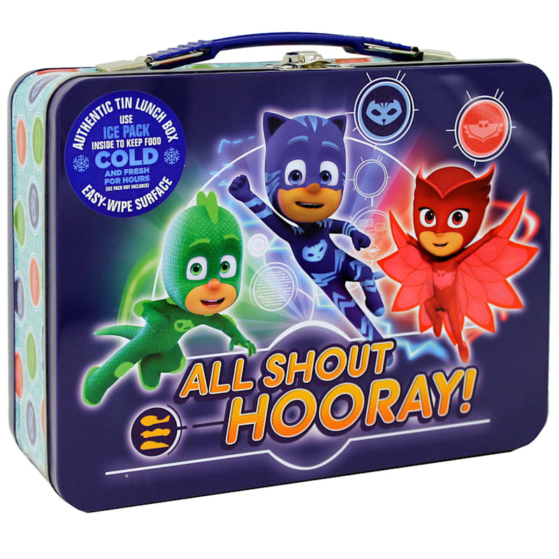 Pj Masks Carry Lunch Box