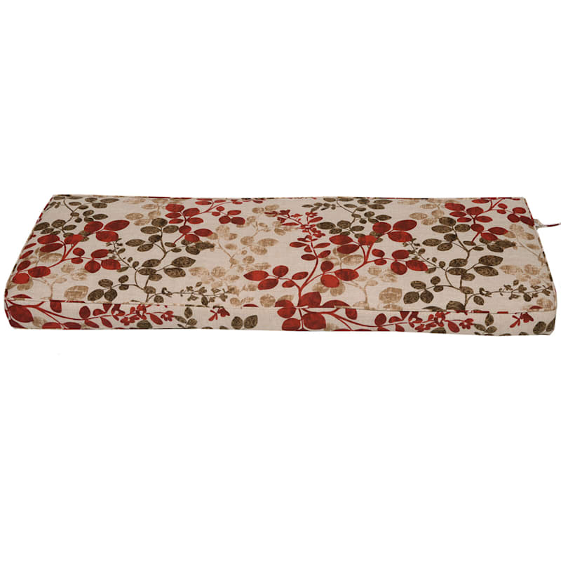 Cabrera Sangria Outdoor Bench Cushion