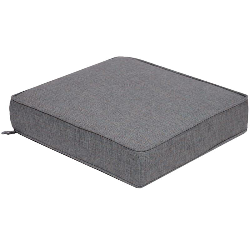 Wessex Azure Outdoor Premium Deep Seat Cushion
