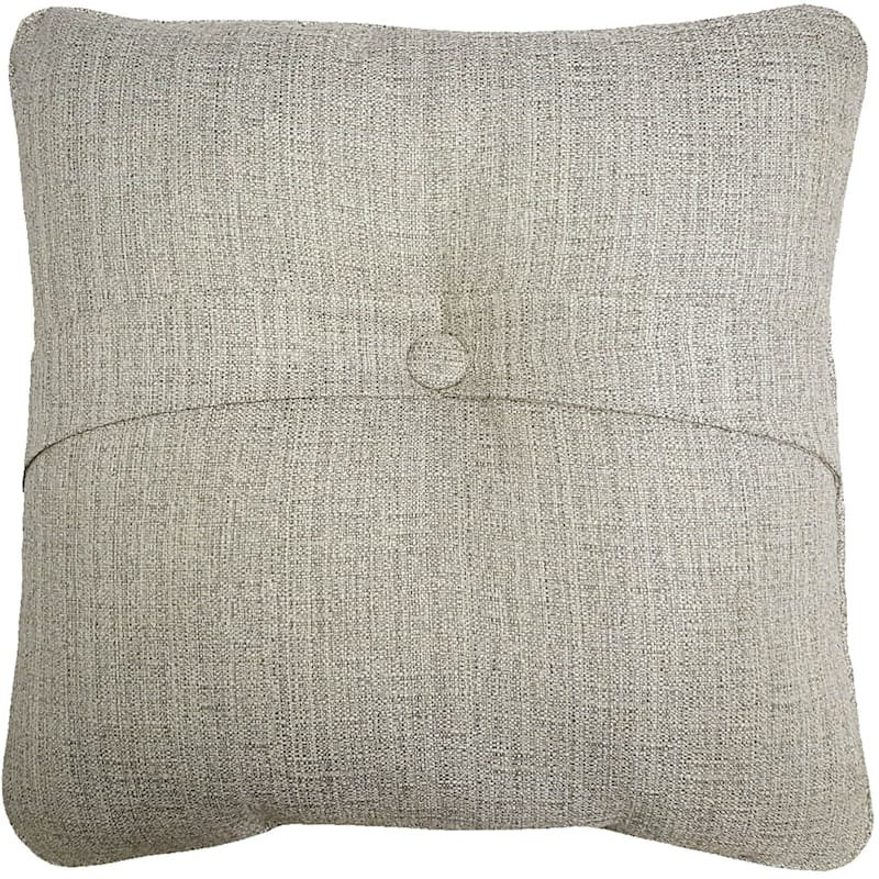 Fiddlestix Outdoor Premium Tufted Back Cushion