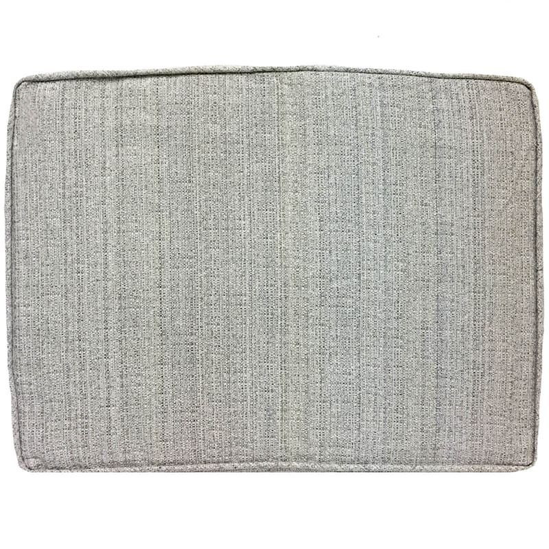 Fiddlestix Outdoor Premium Gusseted Short Back Cushion