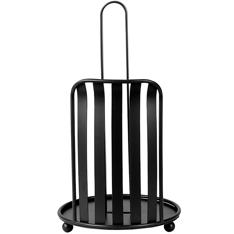 Stripe Paper Towel Holder