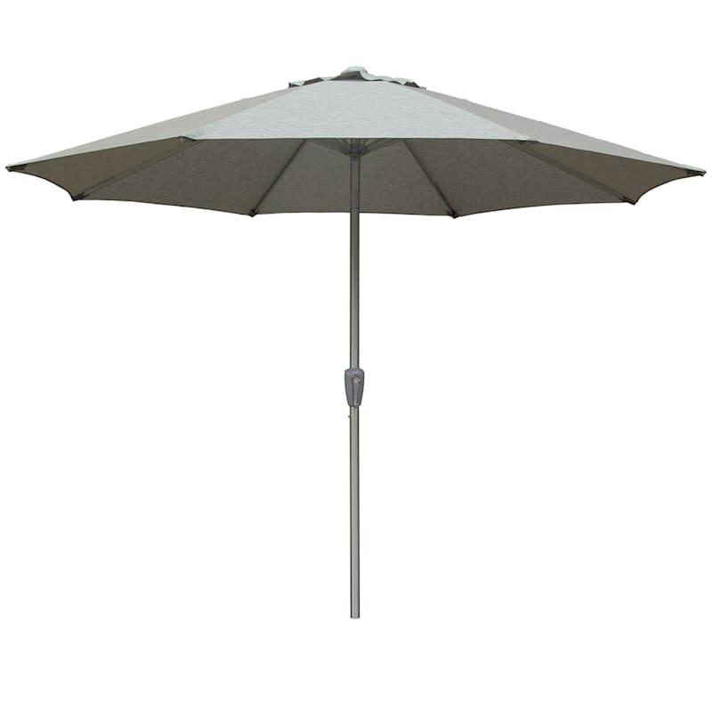 9 ft. Premium Crank & Tilt Umbrella, Vernon