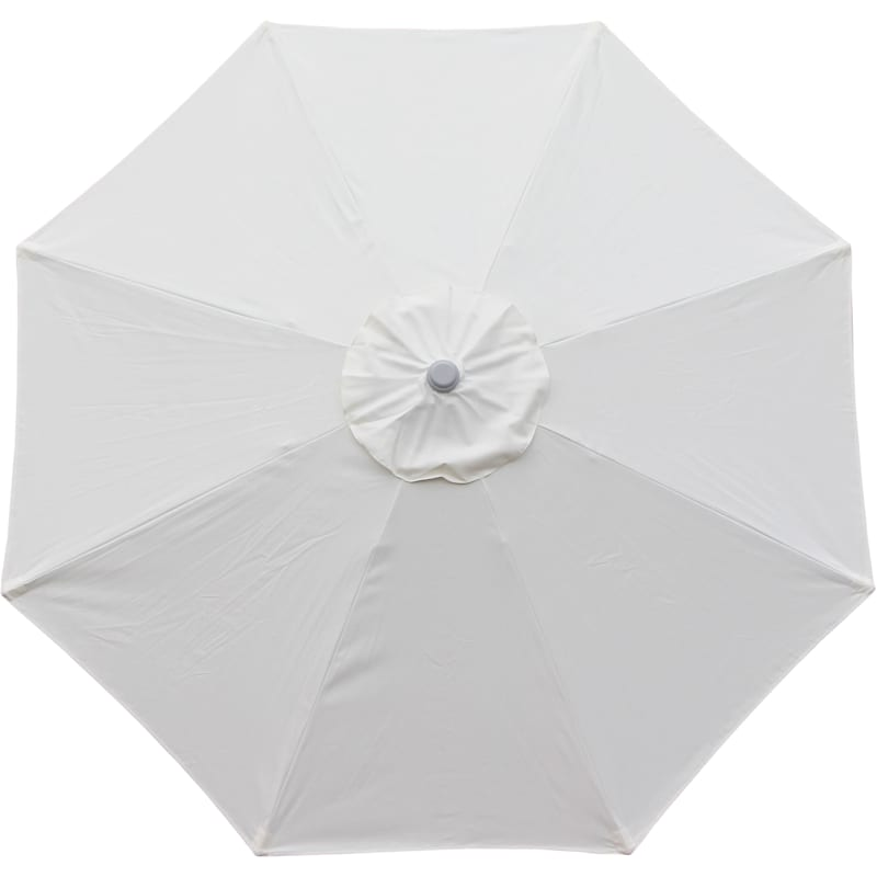 9 ft. Premium Crank & Tilt Umbrella, Raynos
