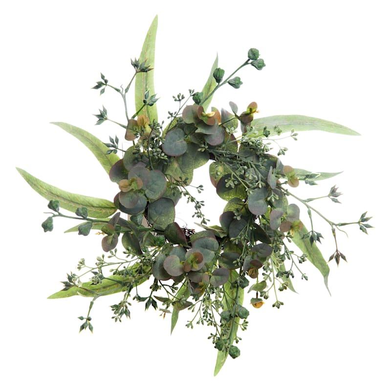 14in. Eucalyptus Wreath
