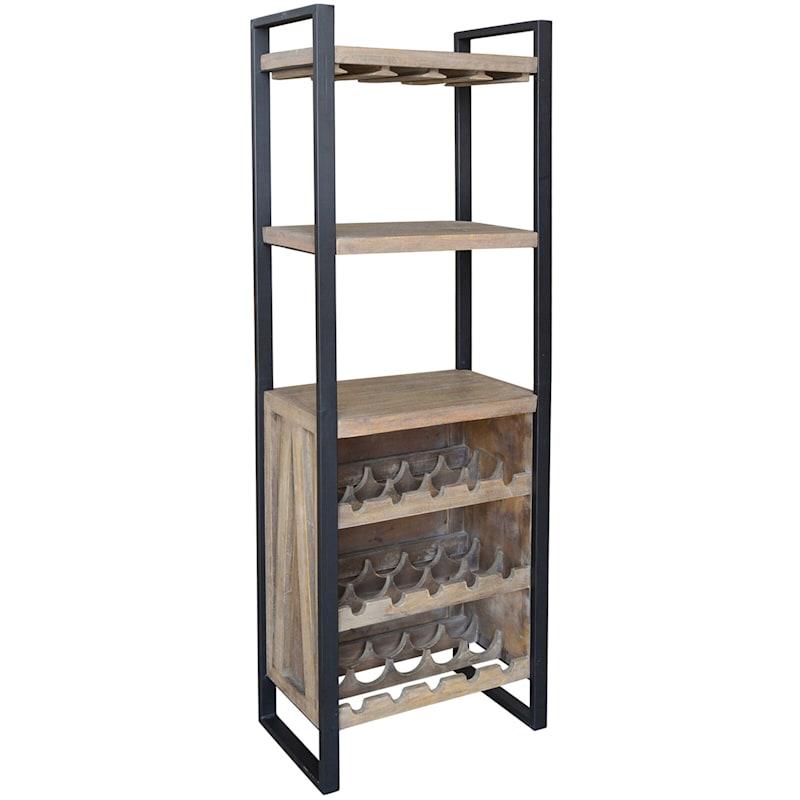 Shanty2Chic Davis Bar Cabinet