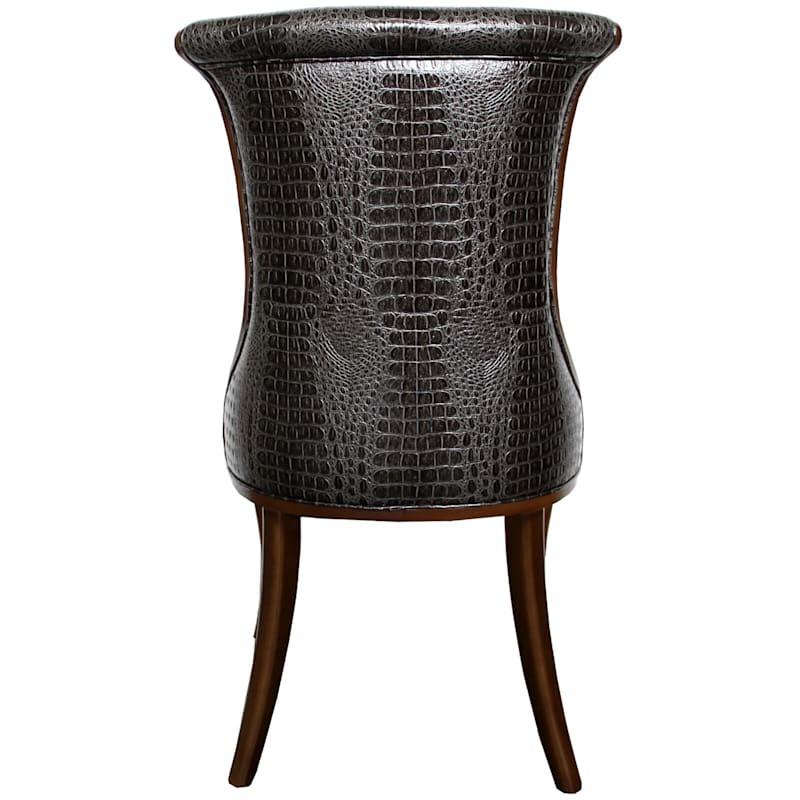Parsons Chair - Vintage Crocodile