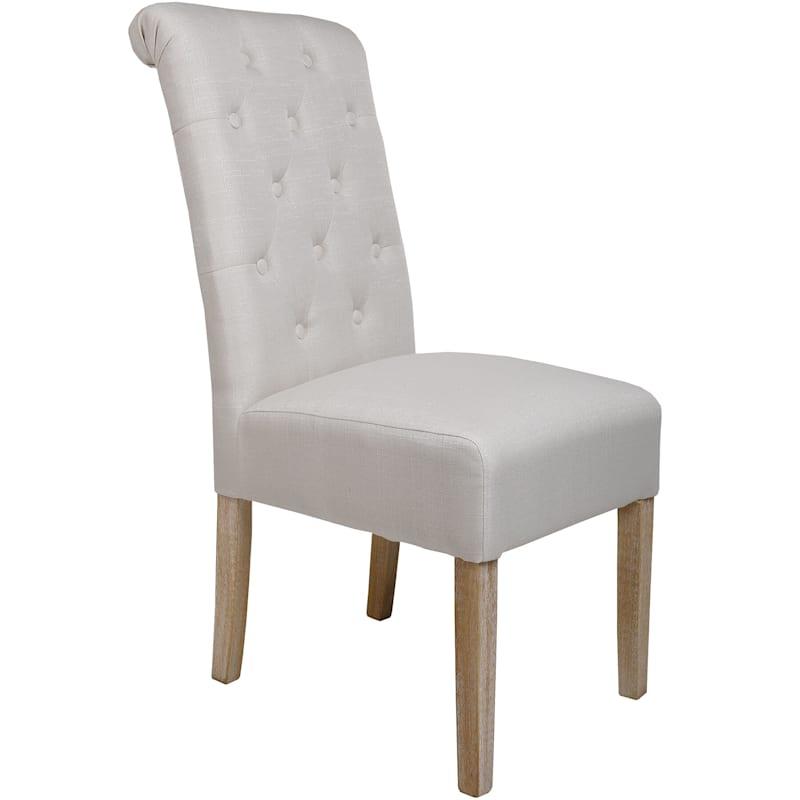 Eva Dining Chair, Natural
