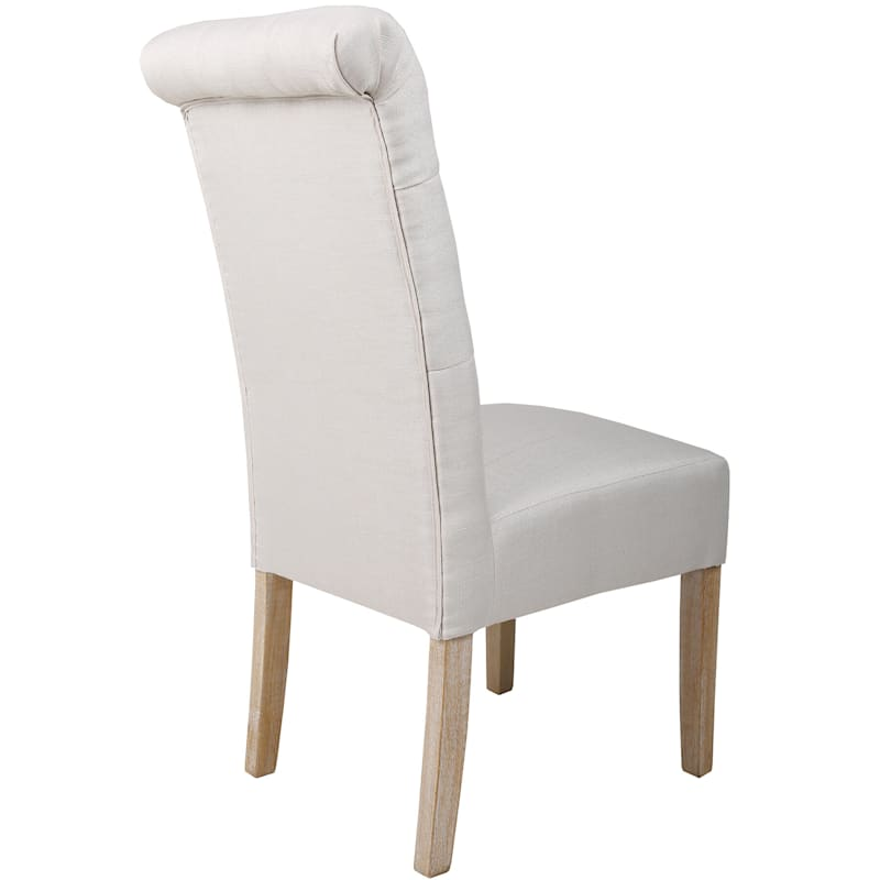 Eva Dining Chair, Natural