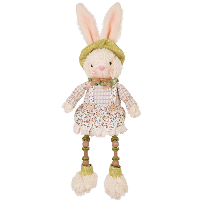 Sitting Girl Bunny Rabbit, 16""