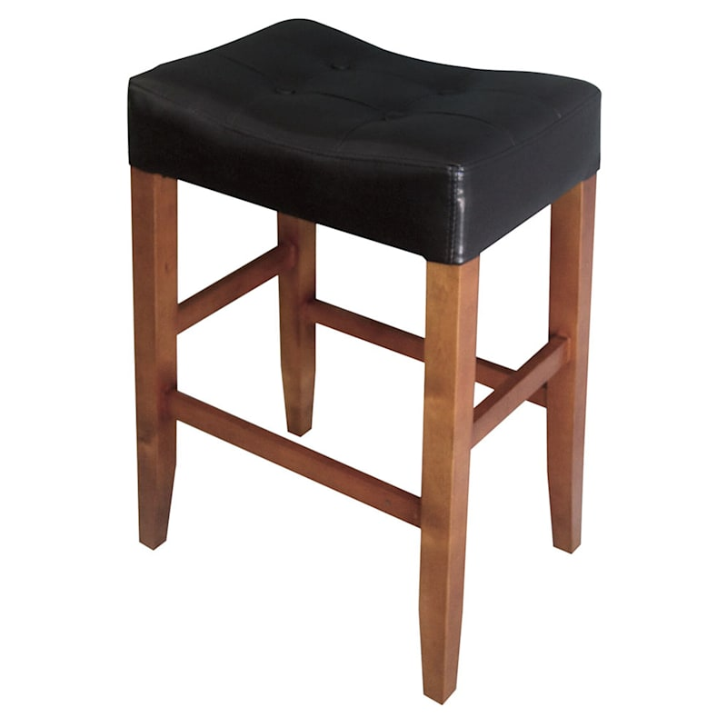 Madison Brown Barstool, 29""