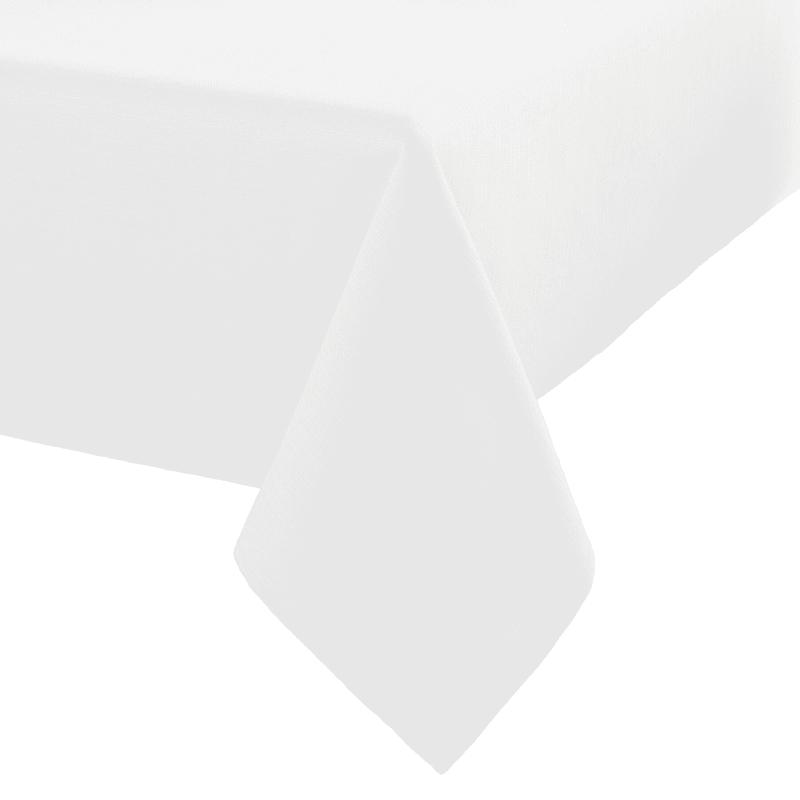 Madison 60X84 Table Cloth White