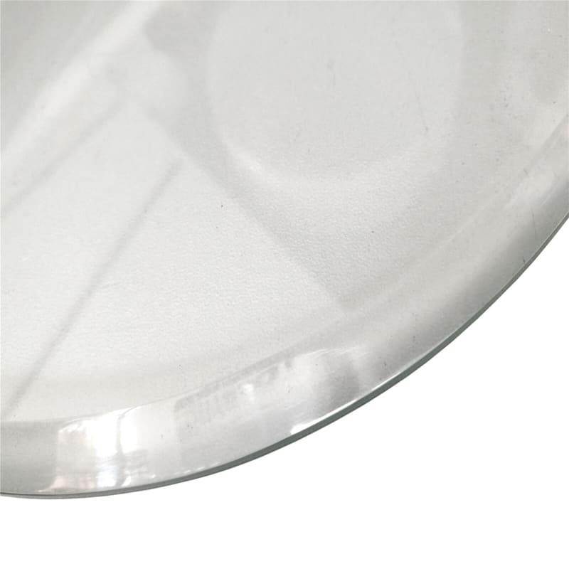 Round Beveled Glass 9.5mm 42D