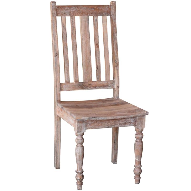Jaipur Wood Dining Chair