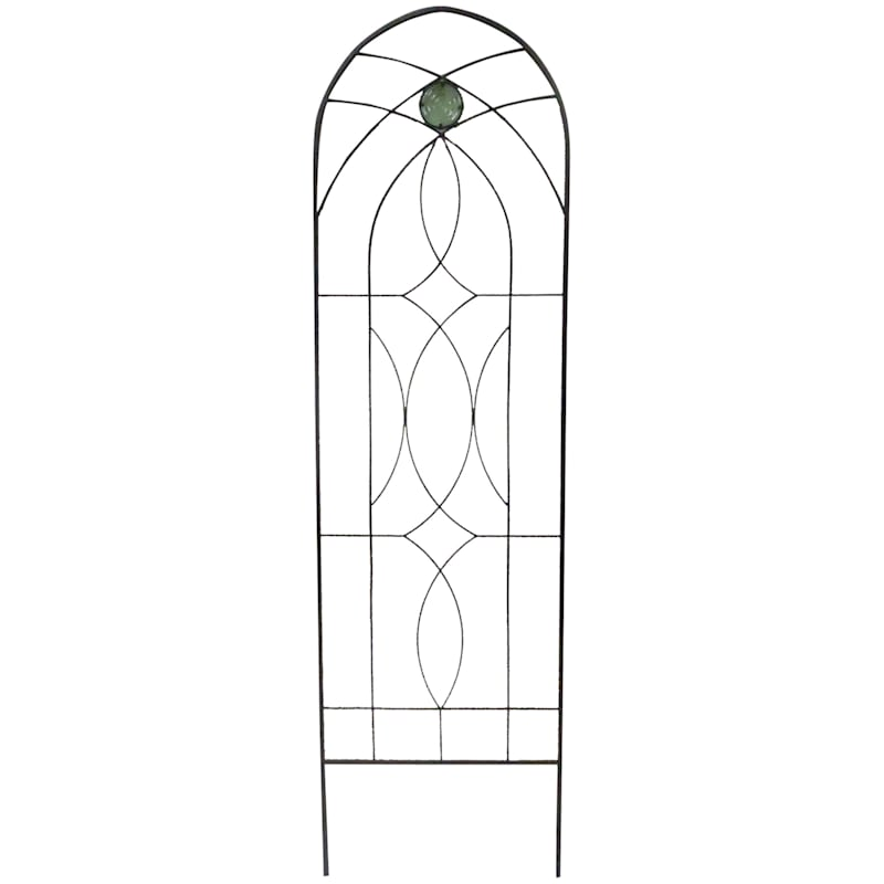 Contemporary Trellis, 84""