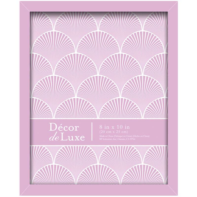 8X10 Pink Lavender Tabletop Frame