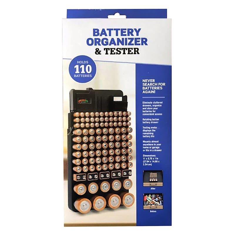 P B BATTERY ORGANIZER 110 PC