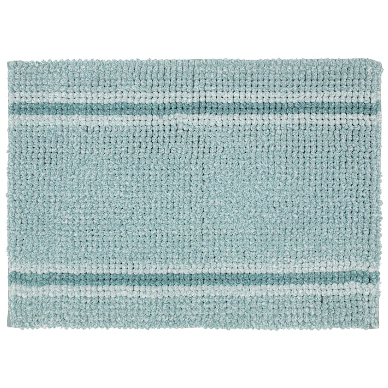 Borderline Cloudburst Super Soft Bath Rug 17X24