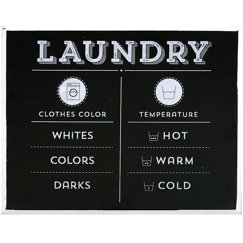 14X11 Laundry Mdf Board Wall Art