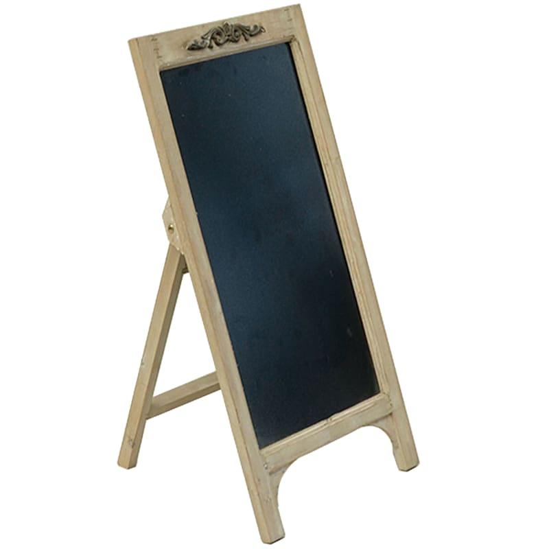 """Wooden Frame Chalkboard, 26"""""""
