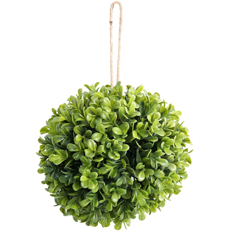 6X6 Boxwood Kissing Ball