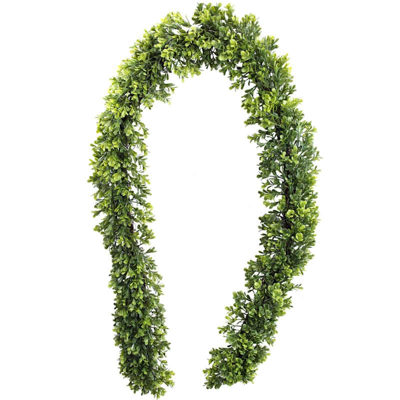 6FT BOXWOOD GARLAND