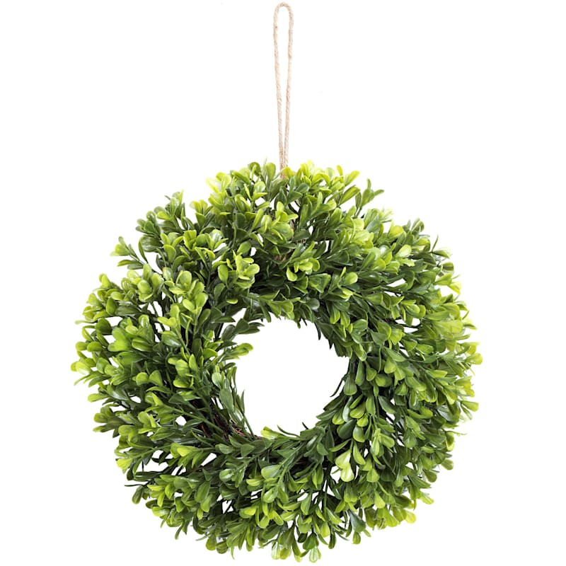 10X10 Boxwood Wreath