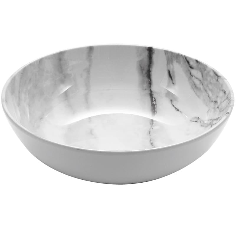 Melamine Marble Pattern Cereal Bowl