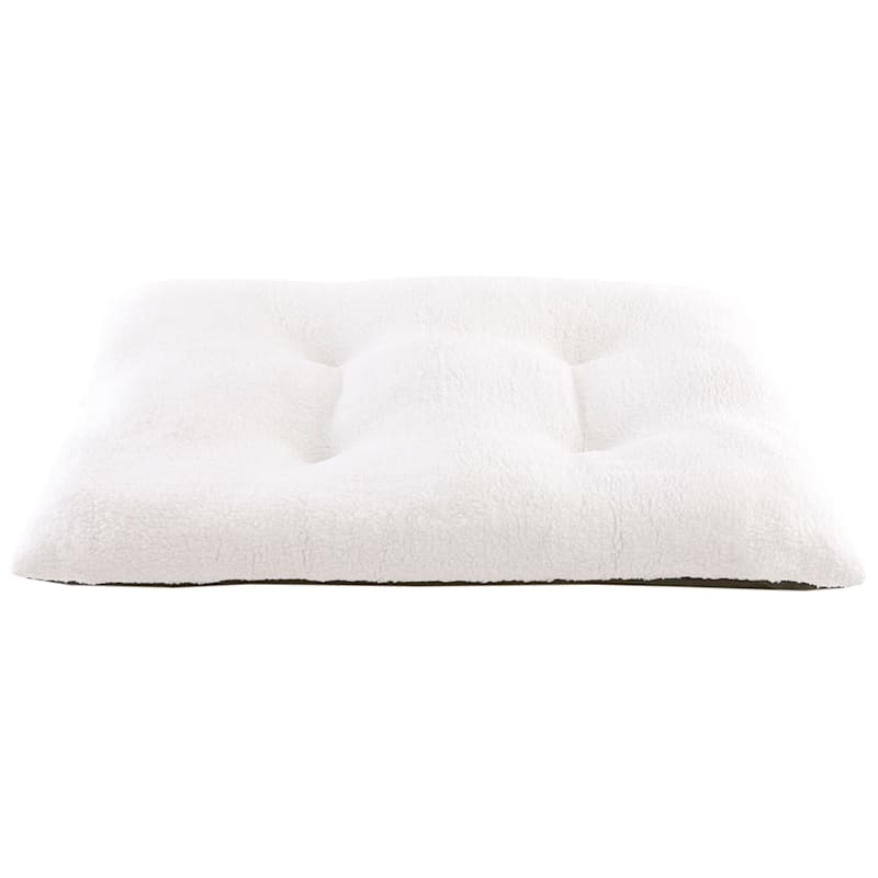 Large Size Microberber Tufted Crate Pad 40X26